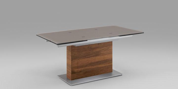 esstisch glas modern neuesten design. Black Bedroom Furniture Sets. Home Design Ideas