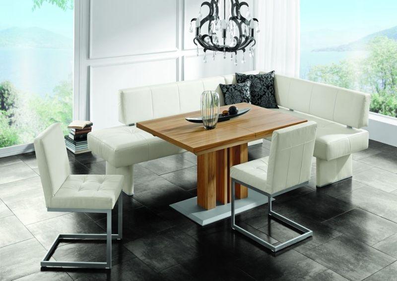 eckbank leder schwarz ihr traumhaus ideen. Black Bedroom Furniture Sets. Home Design Ideas