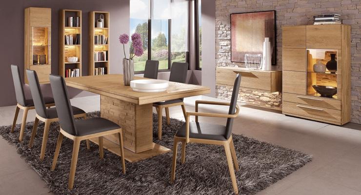 speisezimmer hartmann tischgruppe viva tischgruppe viva. Black Bedroom Furniture Sets. Home Design Ideas