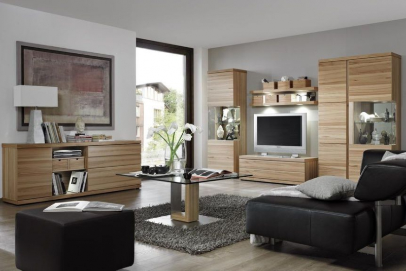 wohnm bel venjakob v plus 6 0 v plus wohnwand vp39 8500 kernbuche ge lt m belpunkt m bel g nstig. Black Bedroom Furniture Sets. Home Design Ideas